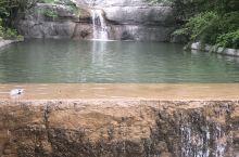 泰和山景区的瀑布多漂亮