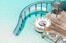 七星海岛索尼娃贾尼,坐滑梯滑进蓝色印度洋