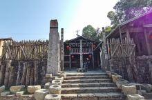 腾冲司莫拉佤族村寨
