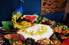 傣味孔雀宴。美味。