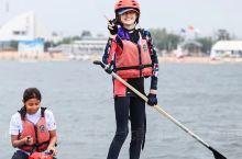 特别开心的奖励  BSC帆船夏令营(三)