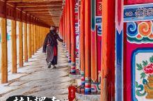 拉卜楞寺:世界藏学府,神奇西北100景