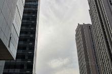 中午的天空