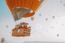 卡帕多奇亚热气球之旅预定全攻略