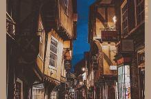 英国|夜晚的对角巷才真正来到了哈利波特的