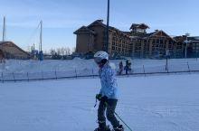 别人封板我开板 雪友直呼爷青回! #长白山三月野滑季 正式开启 地形公园加上野雪道,难道都不心动吗?