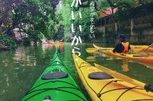 皮划艇 |广州小洲村 藏在市区里的世外桃