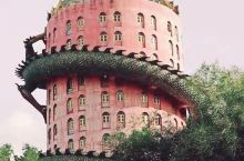 龙庙,泰国十大惊奇之一,是世界上最霸气的