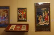 俄罗斯东宫博物馆中的西夏文物。国殇