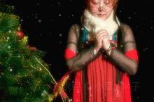 抓住圣诞的小尾巴,发一组圣诞汉服旅拍