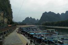 美丽的漓江风景