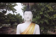 航拍大城府泰语音译为阿犹地业(Ayutthaya) ,晋是泰国阿瑜陀耶王朝国都,从1350年至176