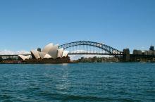 悉尼歌剧院的姊妹花,金牌景点海港大桥。