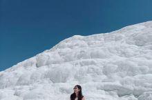 棉花堡邂逅雪白世界