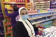 100人民币,在埃及最大超市都能买到些什么?