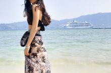 泰国普吉的天堂岛,安逸的私人海滩