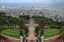 美到不真实——海法阶梯花园