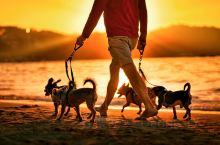 【泰国·普吉岛】芭东海滩最美夕阳