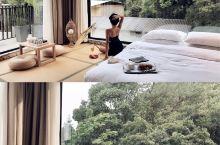 武夷山超治愈民宿 睡在林海里的日式榻榻米