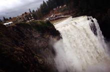Snoqualmie瀑布(2)