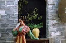 慈城 住在里院·十八花房,最美花园民宿