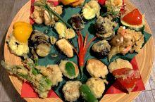 New Year's Tempura Banquet-Low-Carbon Loving Diet新