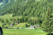 瑞士美丽山村