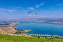 甘肃旅行|古丝绸之路全亚洲最适合滑翔基地