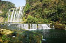 黄果树大瀑布(高77.8米宽101米)