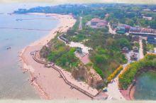 【航拍】鸽子窝公园·浅滩