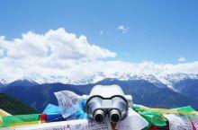 给你们来一组飞来寺观梅里雪山的图片
