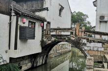 枫泾古镇,吴越交汇,河道纵横,古桥密布。