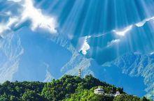 日月潭位于我国台湾省阿里山,是外