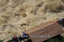 虎跳峡 最凶险的时候到了,实在是太震撼了