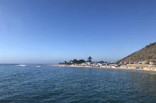 最美的海滩之一马里布海滩