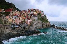 色彩斑斓的彩虹小镇—意大利五渔村