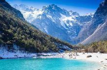 丽江只来一次怎么够啊? 丽江的神奇风景 玉龙雪山以险、奇、美、秀著称。 雪景随着时令和阴晴的变化,印