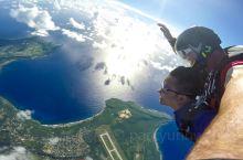 人生第一次跳伞🪂