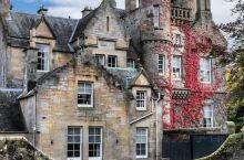 深藏在英国的小众城堡,四季绝美了