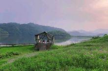 浦江旅游 美景通济湖风景区被好风景收买 剩下的全是好心情