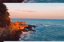 双月湾小众景点巴厘岛|圆方东山海·礁石酒吧