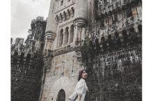 毕尔巴鄂旅行 废弃的城堡