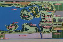 东台休闲好去处 东台西溪植物园