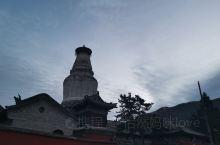 五台山大白塔