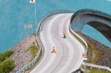 旅行画记挪威最震撼自驾海上公路