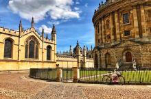 我在牛津大学