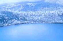 阿尔山天池