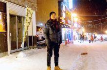 漫步北海道街头,札幌真的好冷