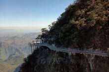 湖南莽山国家森林公园每天都有大量游客前来一睹风采,风景很秀美,半山腰还有垂直电梯直达山顶,东门入口还