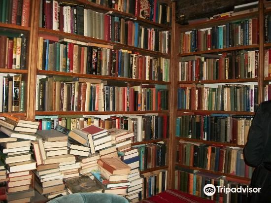 Shakespeare and Company Bookstore3